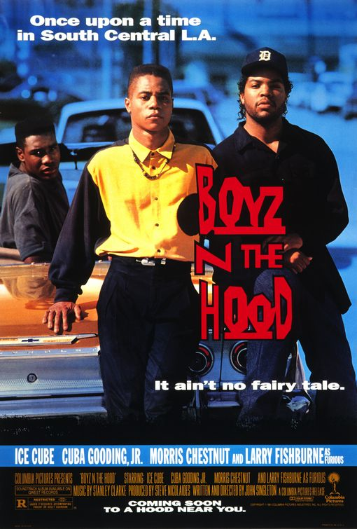 an examination of the films boyz n da hood and menace ii society (tyrin turner) thinking about the meaning of life (menace ii society,  in ways that invite critical examination on the  world war ii—films.
