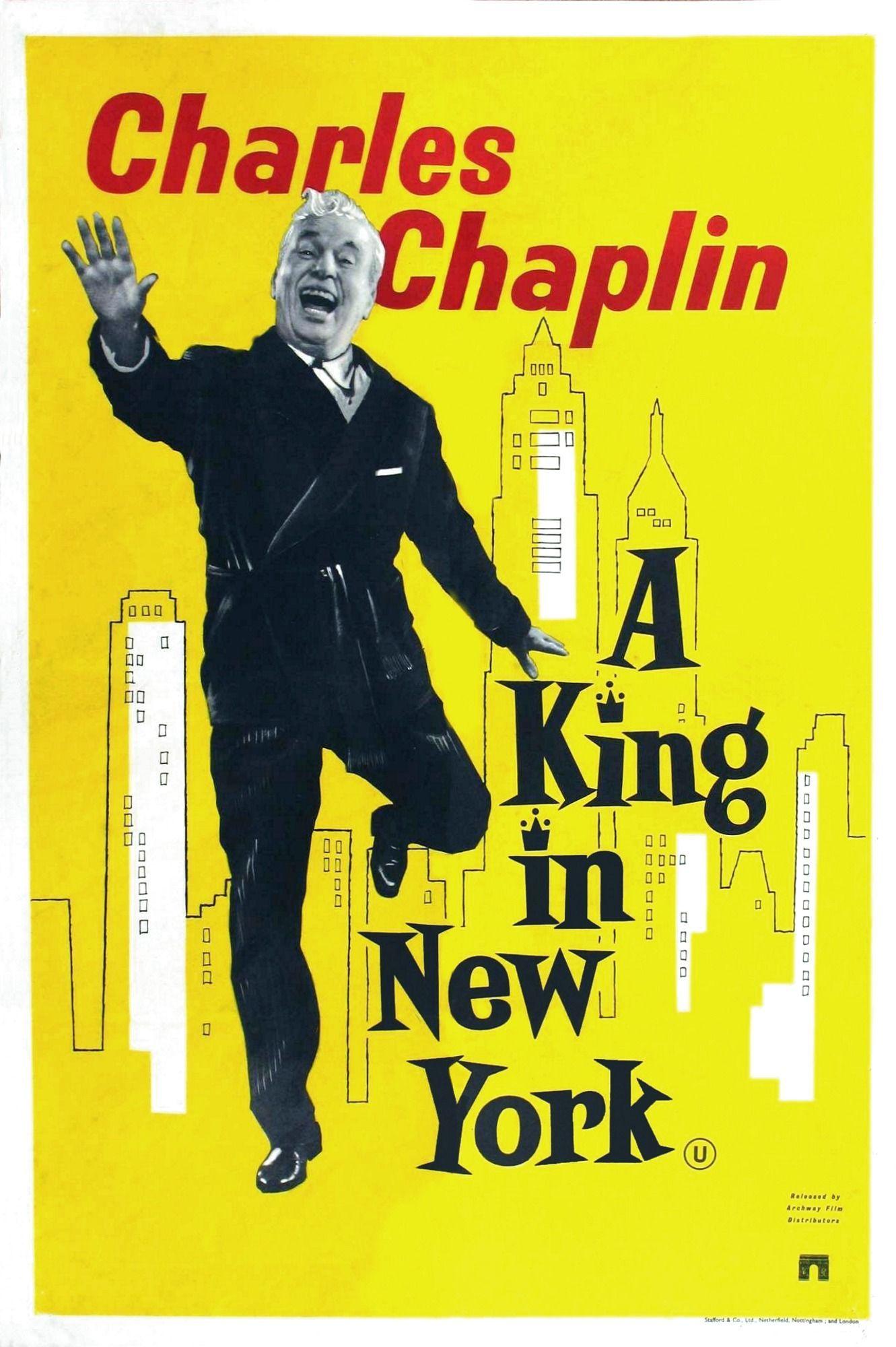 Charles Chaplin - Un Rey en Nueva York | 1957 | DUAL | MG-UB